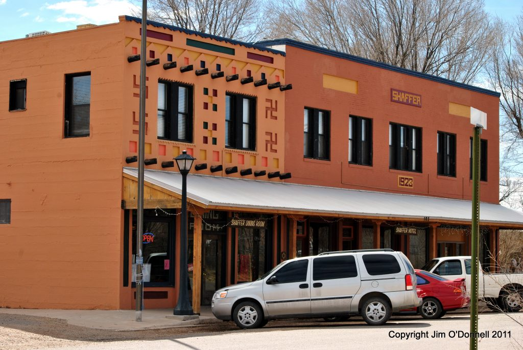 Haunted Hotels In New Mexico Pop Schaffer Around The