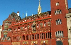 Basel's Townhall. Photo Courtesy Freshi