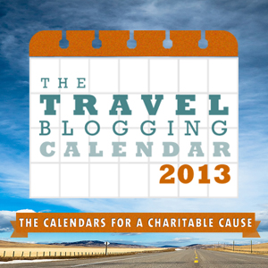 travel blogging calendar