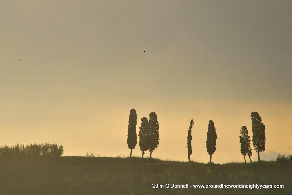 tuscan hill