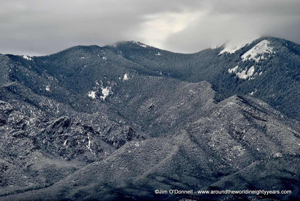 Taos Mtn Taos Mountain, New Mexico   My Shot of the Day   November 23, 2013