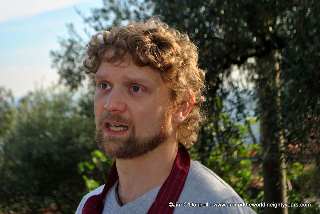 DSC 0064 Photo Essay: The Cheesemaker of I Due Falcetti