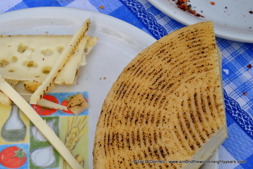 DSC 0123 Photo Essay: The Cheesemaker of I Due Falcetti