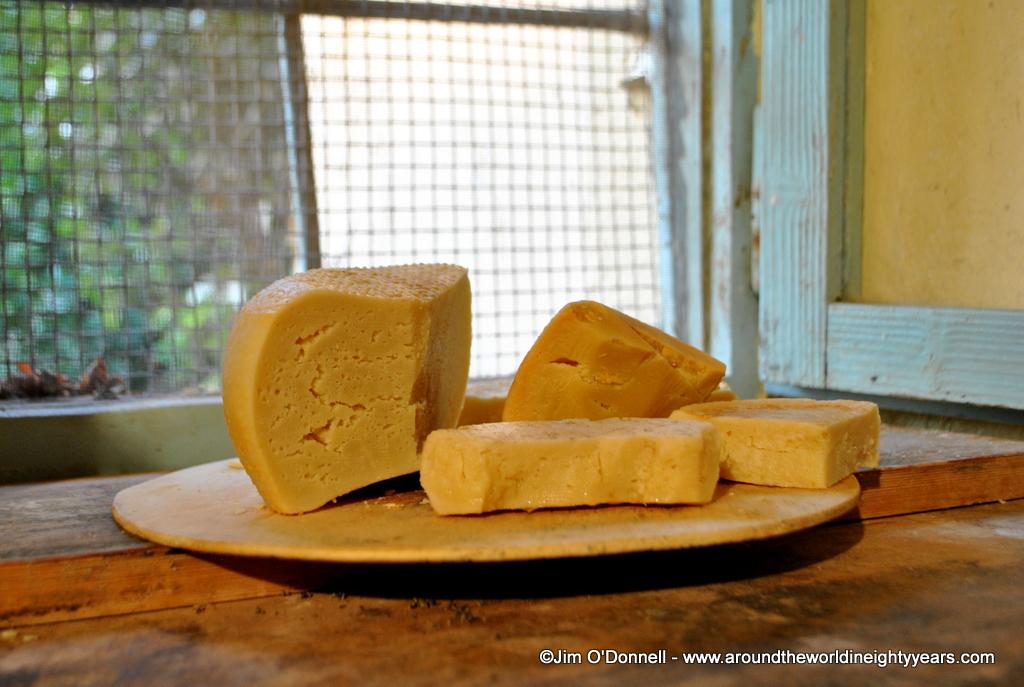 DSC 0138 Photo Essay: The Cheesemaker of I Due Falcetti