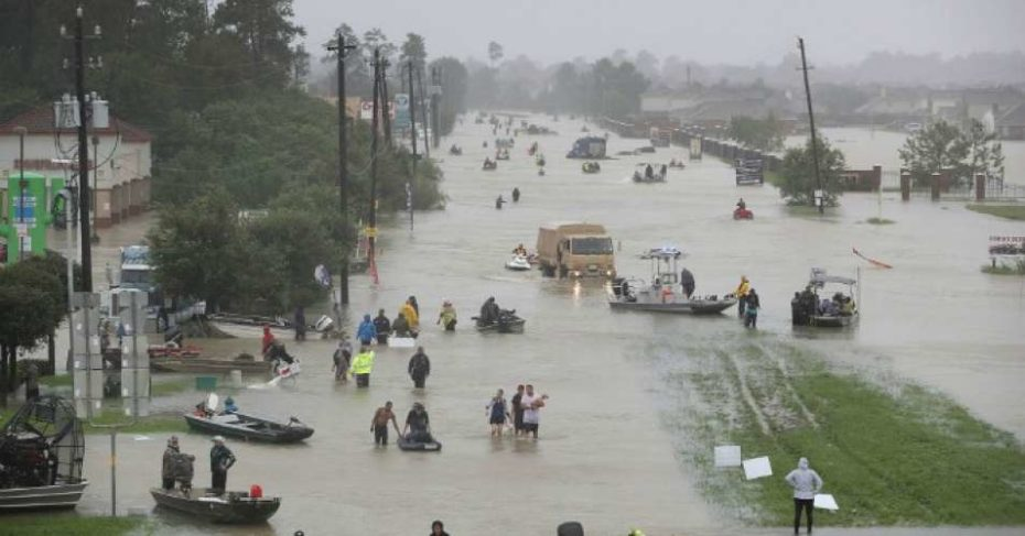 Did Climate Change Cause Hurricane Harvey?