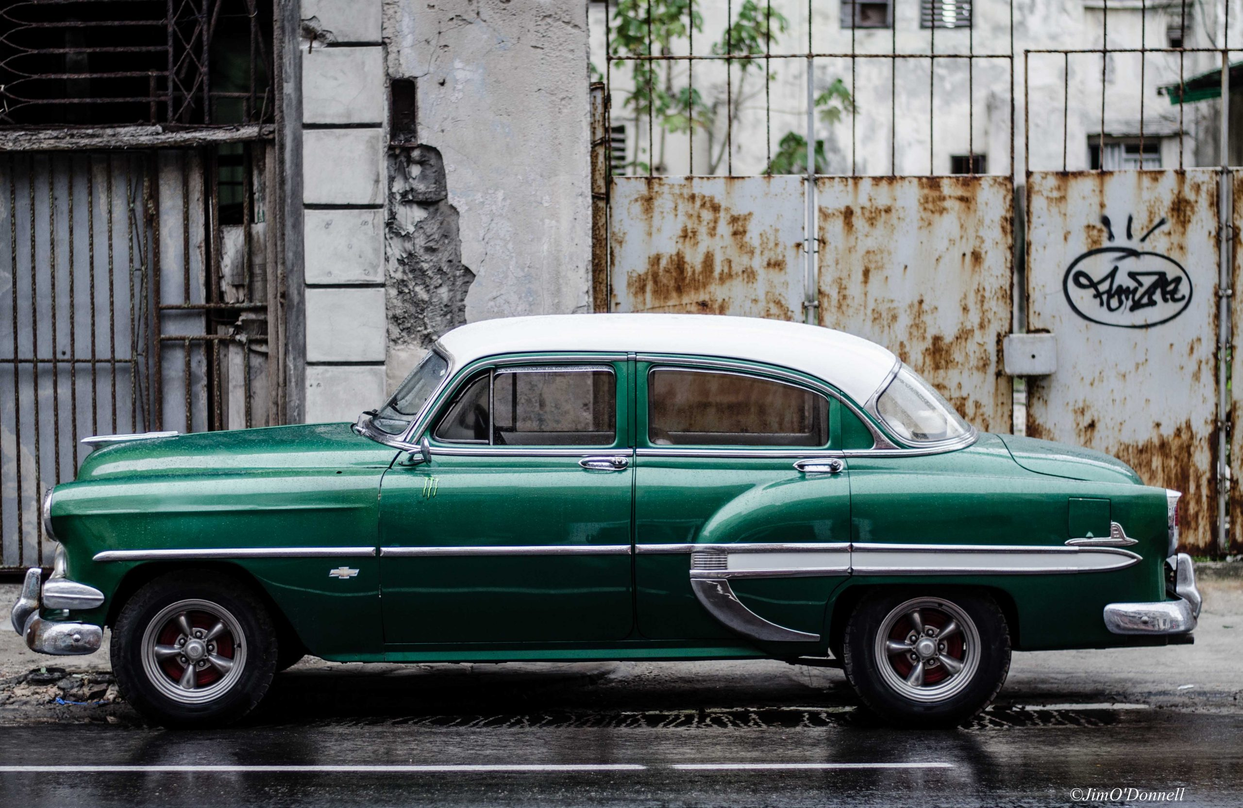 Can You Name These Old Cars In Cuba Photos Of The Classic Beat