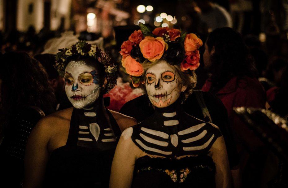 Dia de los Muertos in San Miguel de Allende Mexico