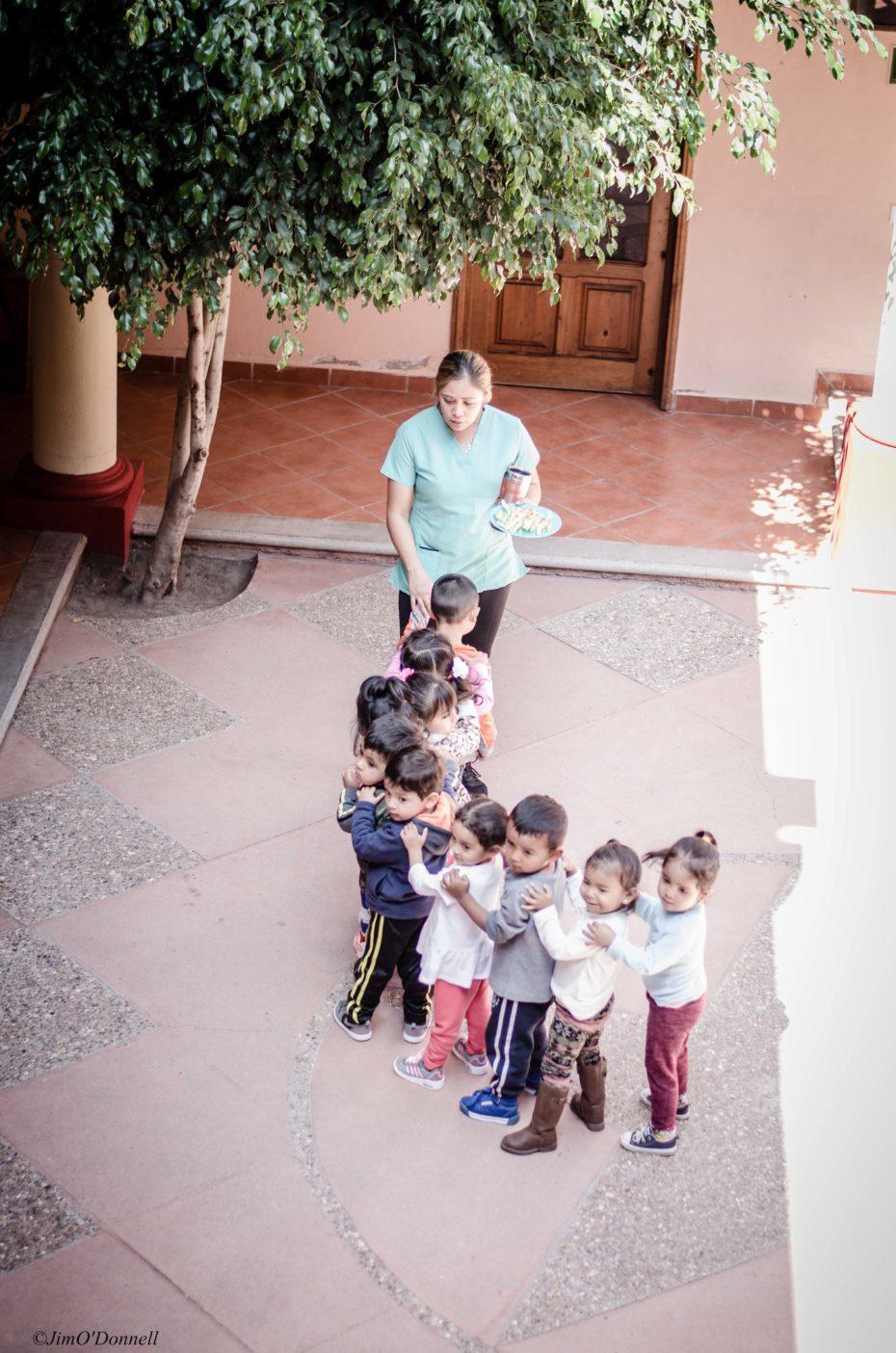 El CENTRO INFANTIL DE LOS ÁNGELES